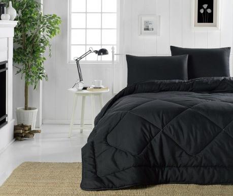Πάπλωμα Paint Black 195x215 cm