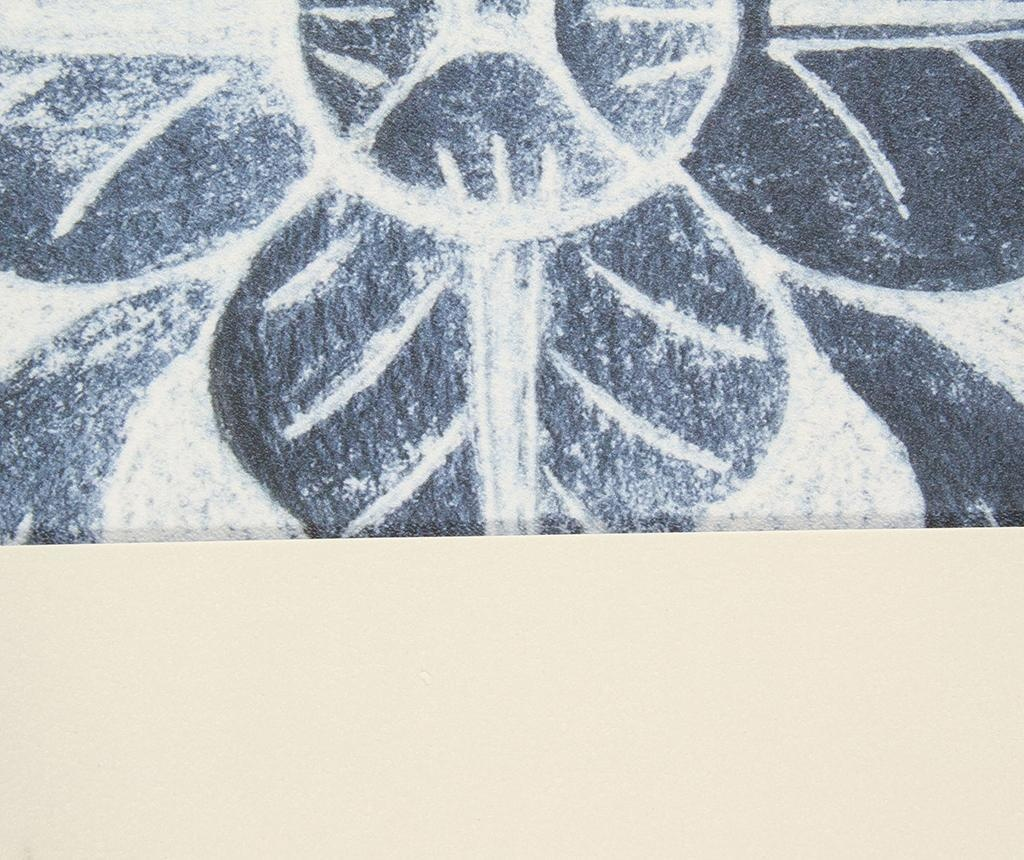 Vinyl Ornament Linóleum 50x180 cm