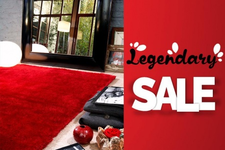 Legendary Sale: Covoare