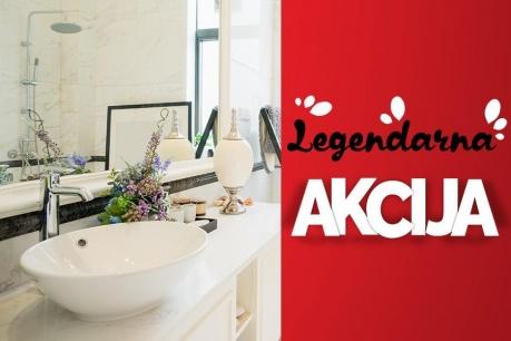 Legendarna Akcija: Uporabno v kopalnici