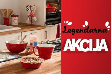 Legendarna Akcija: Kuhinja in jedilnica