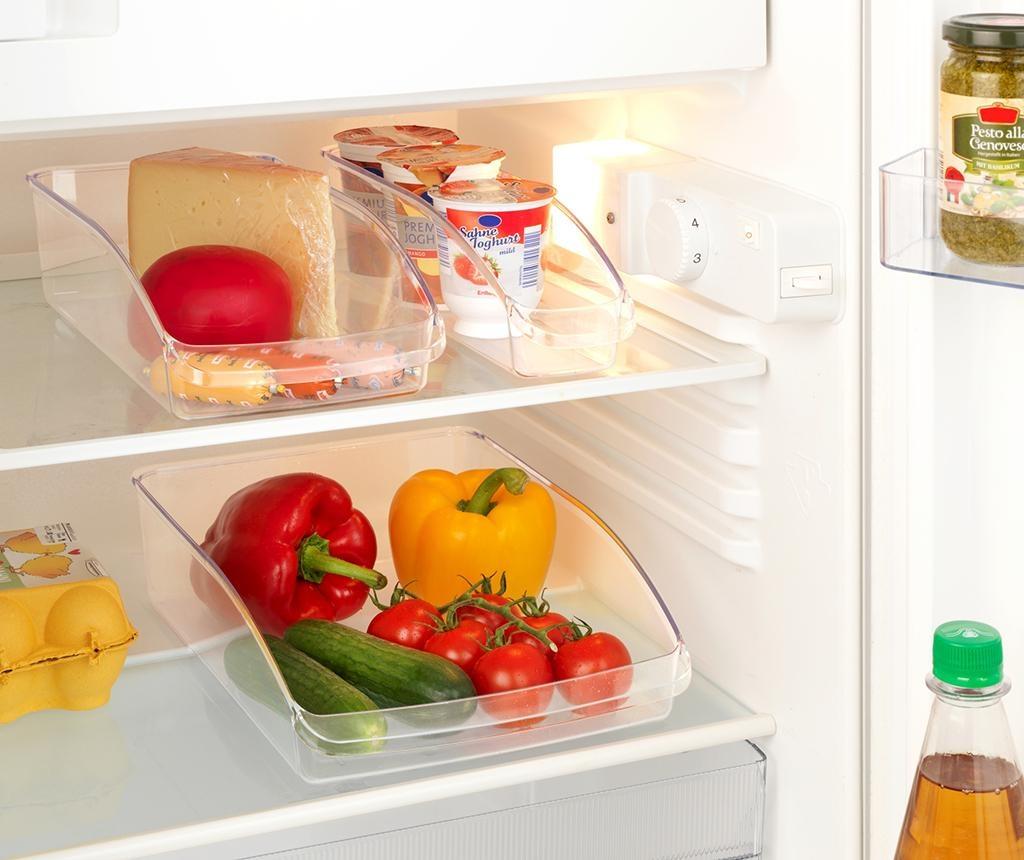 Set 3 organizatoare pentru frigider Duly