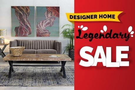 Legendary Sale: Designer home