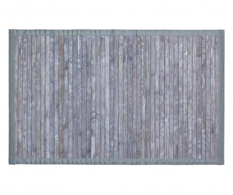Килим за баня Bamboo Grey 50x80 см