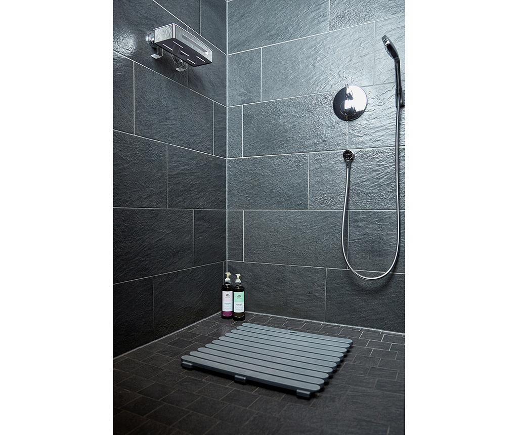 Килим за баня Duck Grey 55x55 см