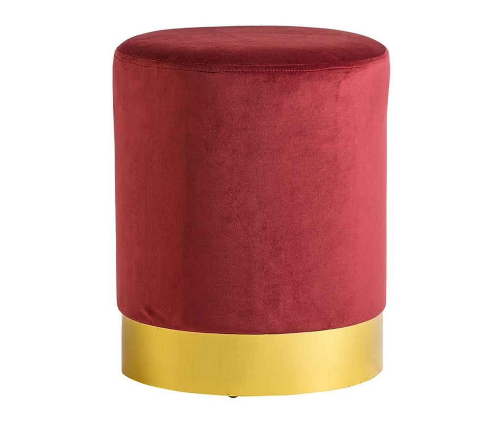 Taburet Bonbon Red