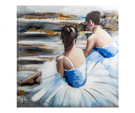 Πίνακας Ballet 80x80 cm
