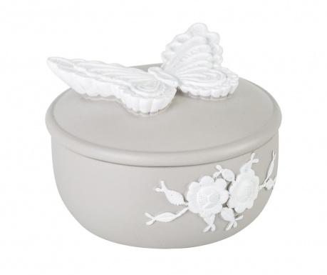 Διακοσμητικό κουτί με καπάκι Amalfi Round