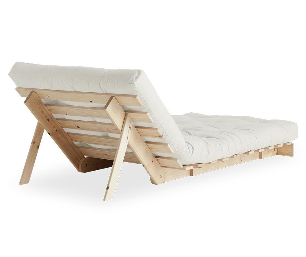 Raztegljiv fotelj Roots Raw & Natural 90x200 cm
