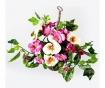 Set 2 plante artificiale in ghiveci Pensamiento