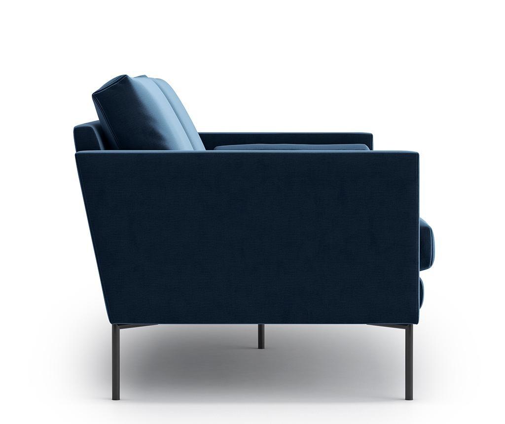 Canapea 3 locuri Blanca Monolith Blue