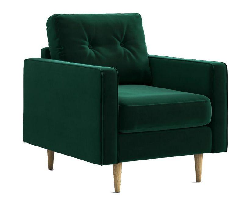 Fotelj Esme Riviera Green
