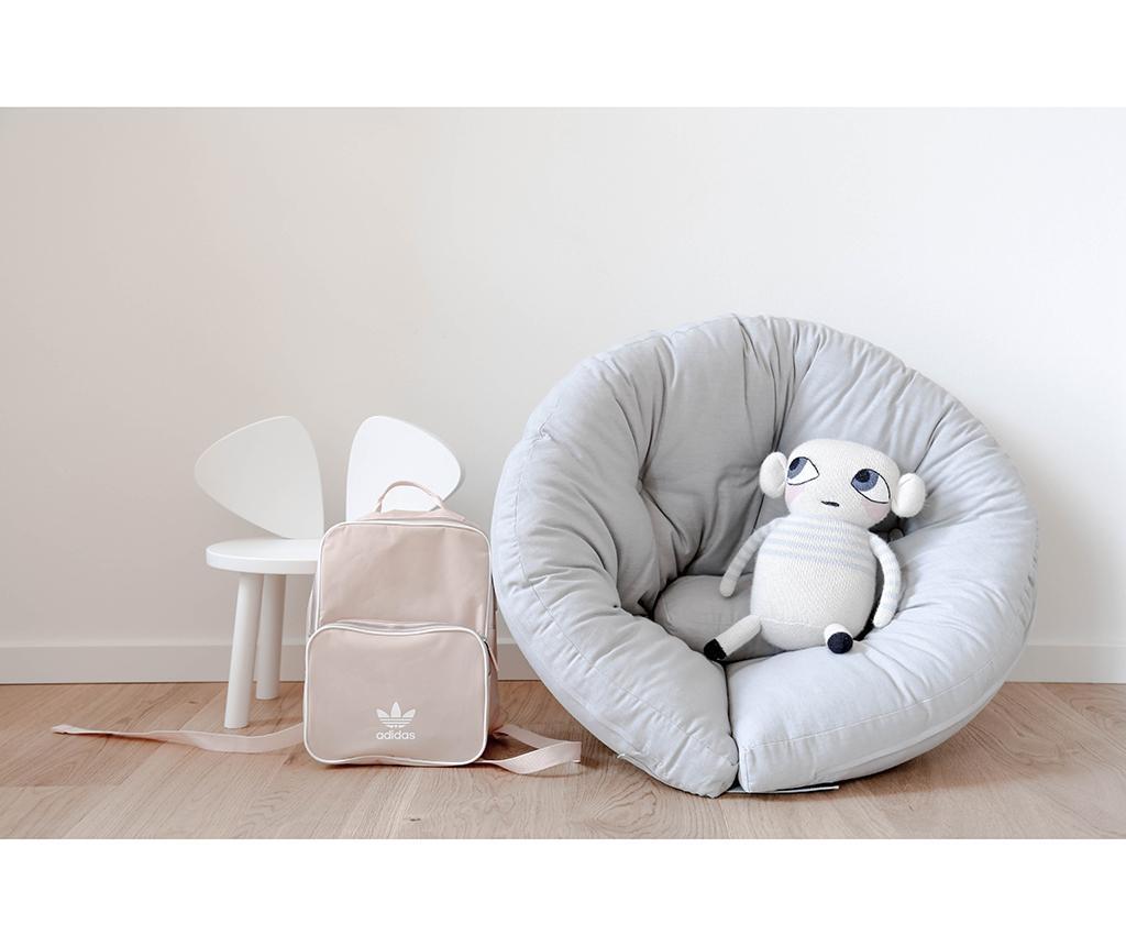 Otroško gnezdo Mini Nido Pink Peonie 75x150 cm