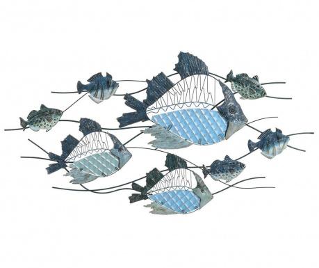 Nástenná dekorácia Fishes