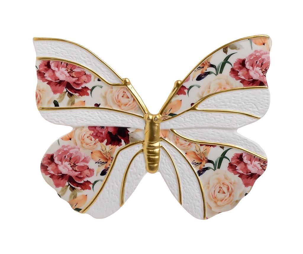 Stenska dekoracija Butterfly M