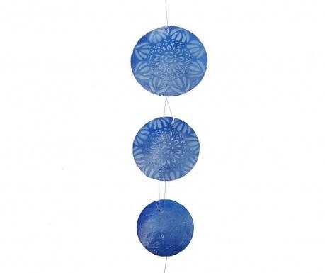 Závesná dekorácia Ophelia Dark Blue
