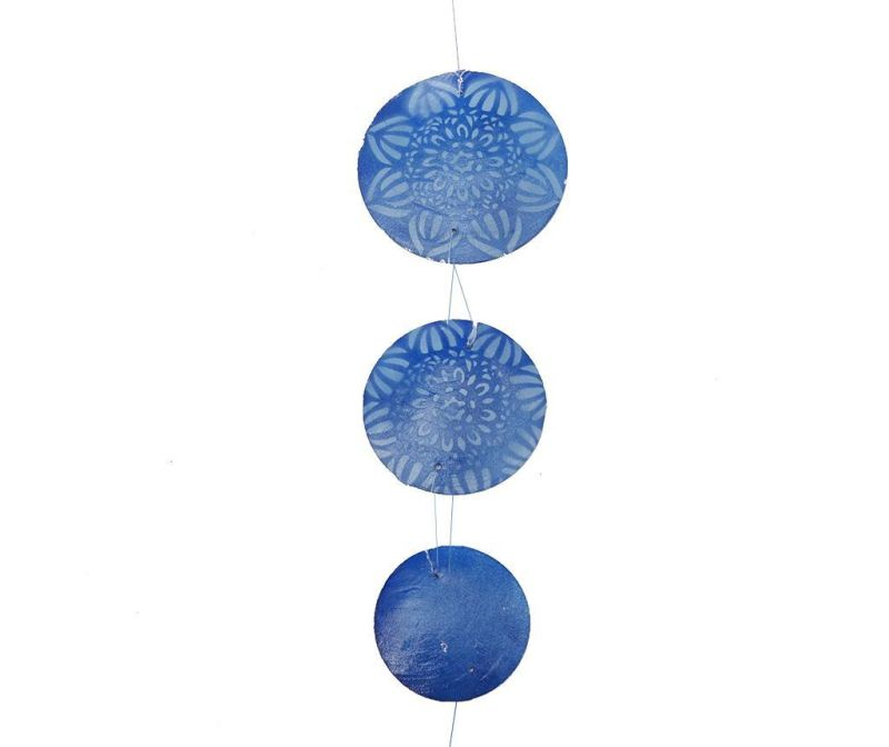 Висяща декорация Ophelia Dark Blue