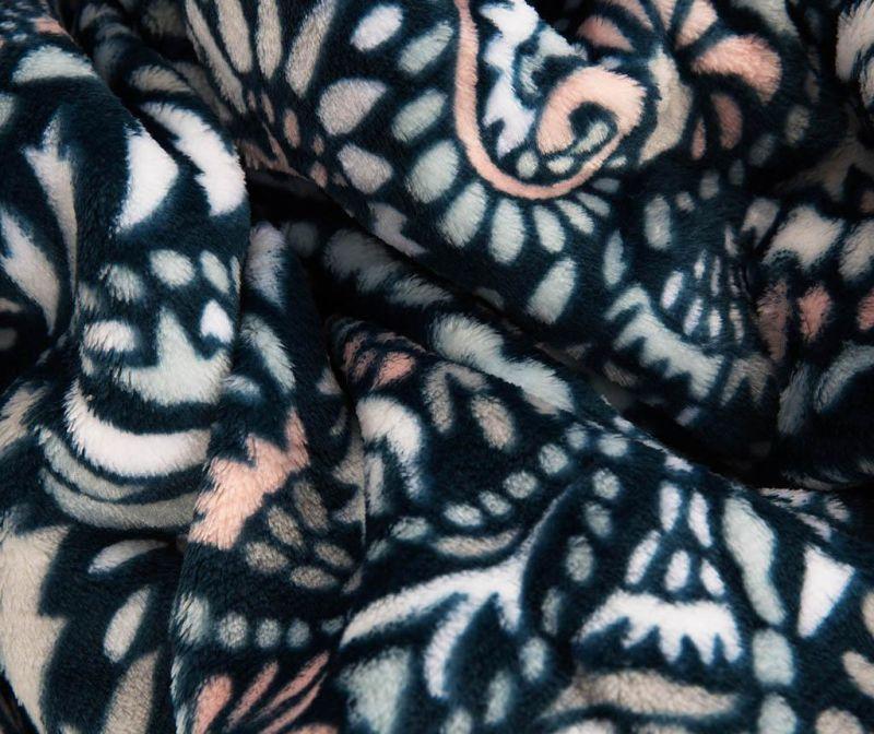 Koc Tribu Blue 130x160 cm