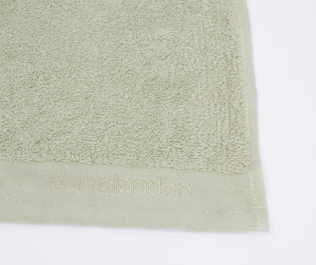 Set 2 prosoape de baie Tocador Green 30x50 cm