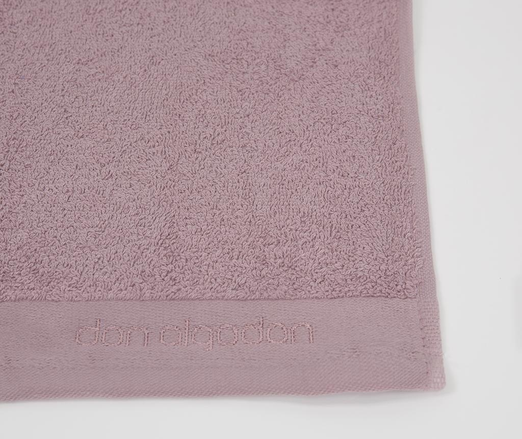 Set 2 prosoape de baie Lavabo Pink 50x100 cm