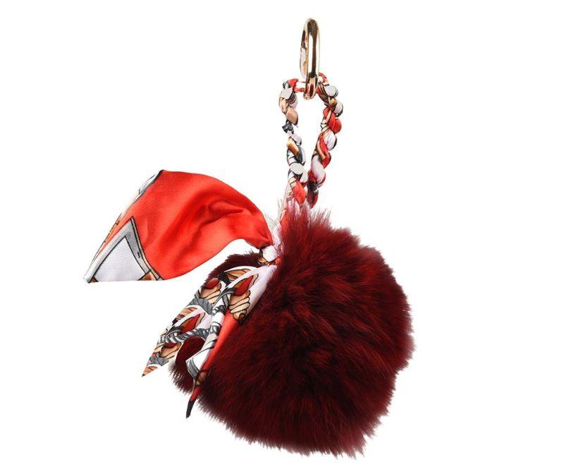 Accesoriu pentru geanta Wallis Bordeaux