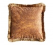 Perna decorativa Alcina Brown Gold 45x45 cm