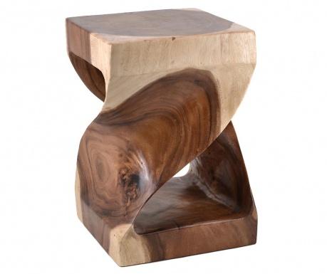 Stolček Curved Log