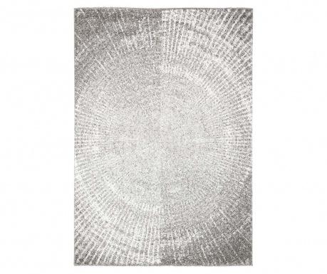 Softness Light Grey Szőnyeg 135x190 cm