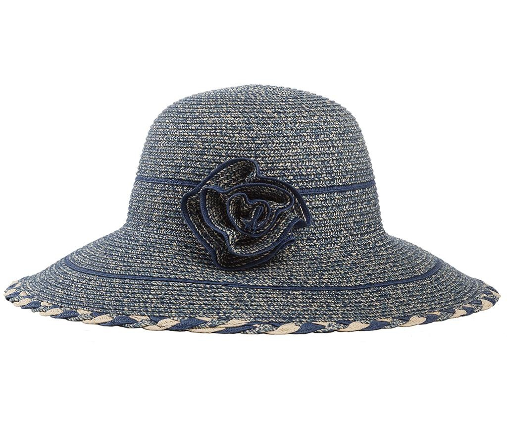 Дамска шапка Rose Blue