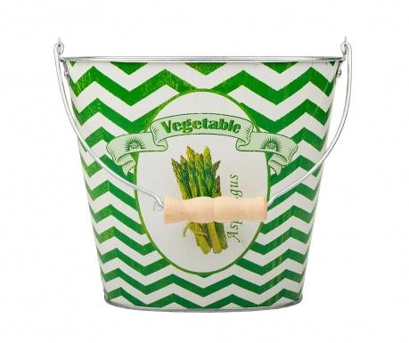 Vegetable Asparagus Díszvödör