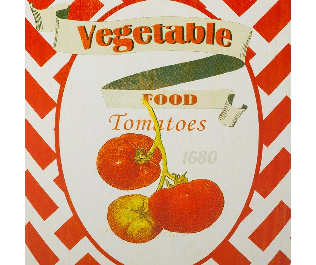 Galeata decorativa Vegetable Tomatoes