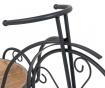 Stojan na květináče Bicycle Wood Pattern
