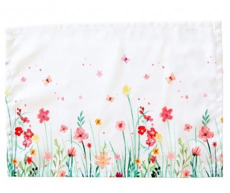 Flowery Tányéralátét 32x44 cm