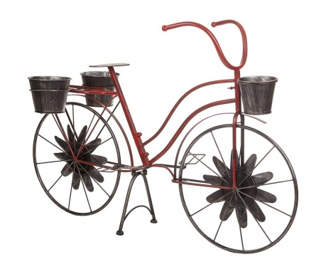 Red Bicycle Virágcserép tartó
