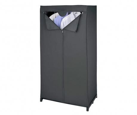 Deep Black Textil szekrény