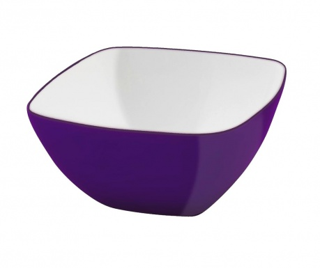 Livio Pure Purple Mély tál 400 ml