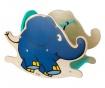Jucarie balansoar Elephant Die Maus