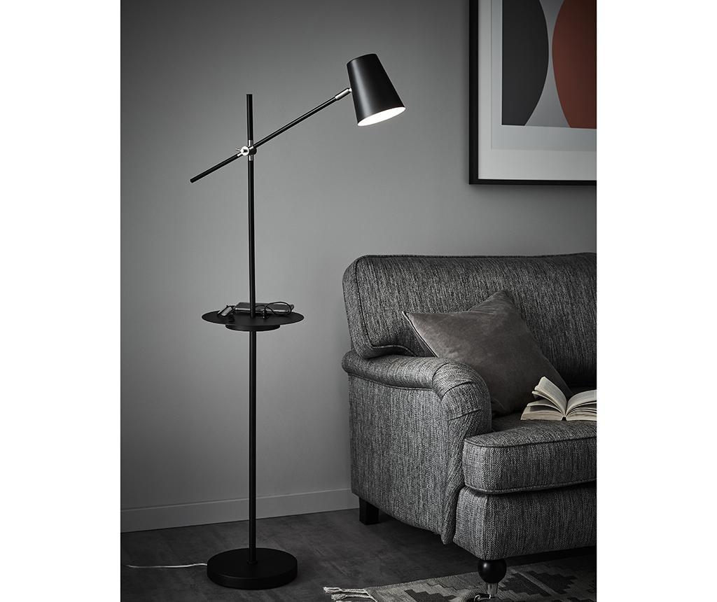 Lampadar Linear Black