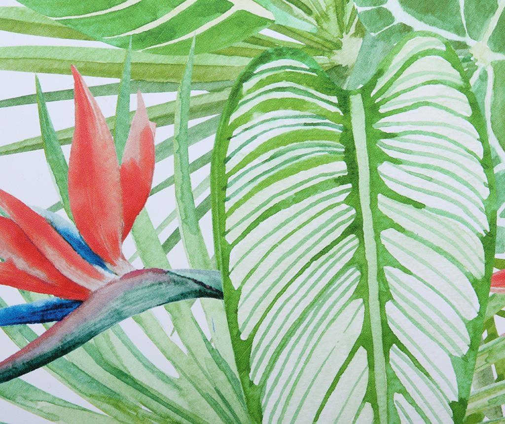 Set 2 tablouri Tropical Life 60 cm