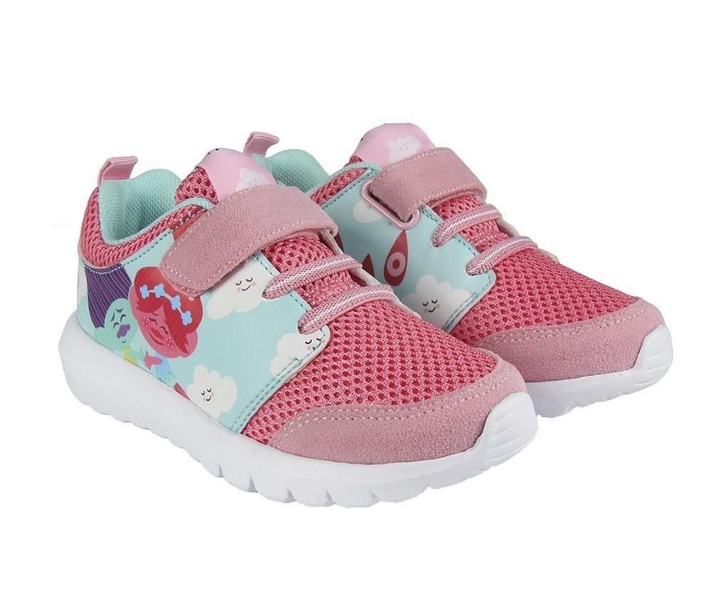 Pantofi sport copii Trolls Poppy Light 26