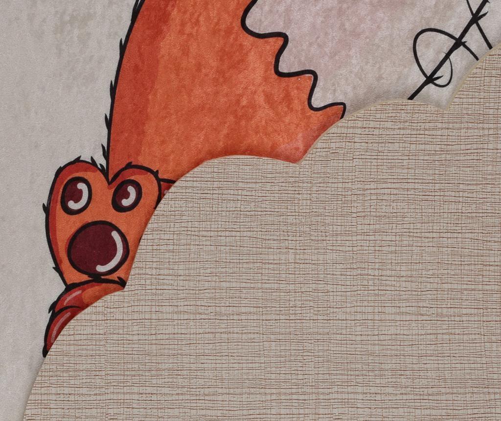 Covor Baby Foxes Boy Girl 120x180 cm