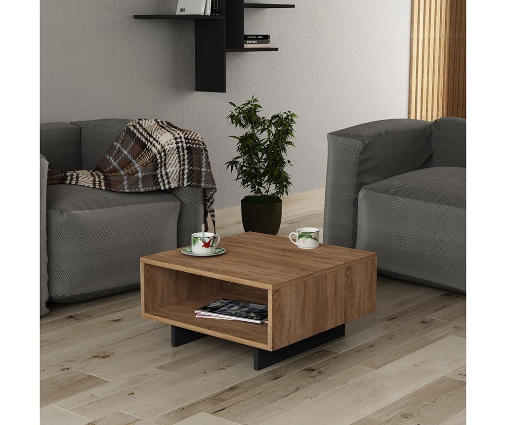 Stolić za kavu Liege Oak Anthracite