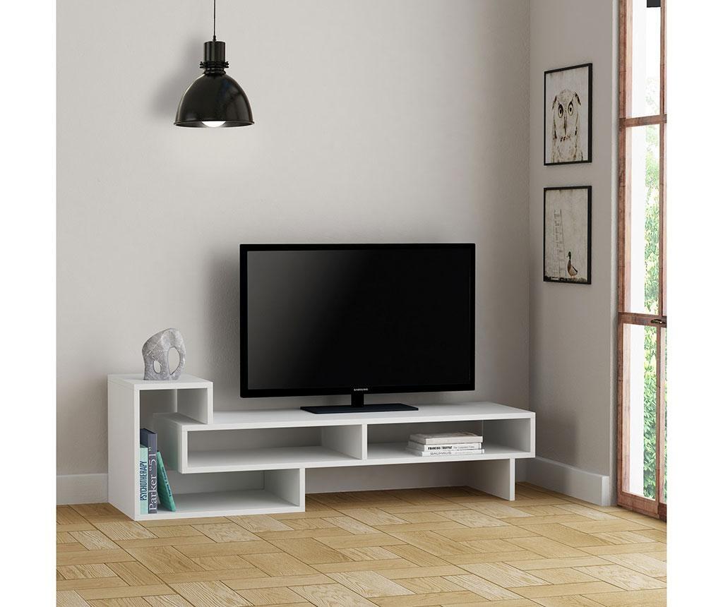 TV komoda Affect White