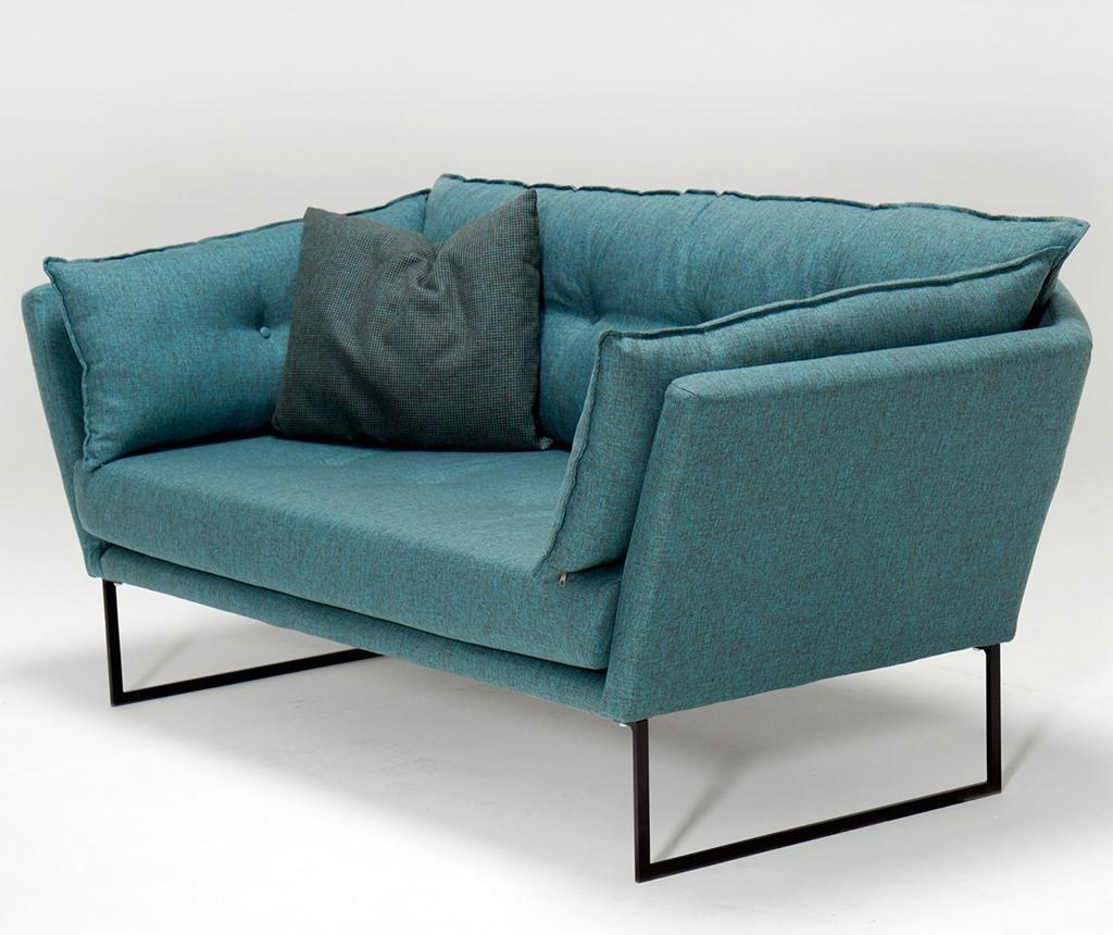 Relax Dark Blue Kétszemélyes kanapé