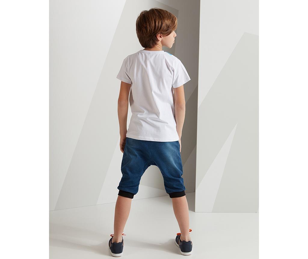 Set tricou si pantaloni   copii Eagle Jean Baggy 6 ani