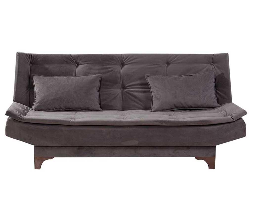 Kauč trosjed na razvlačenje Clara Grey