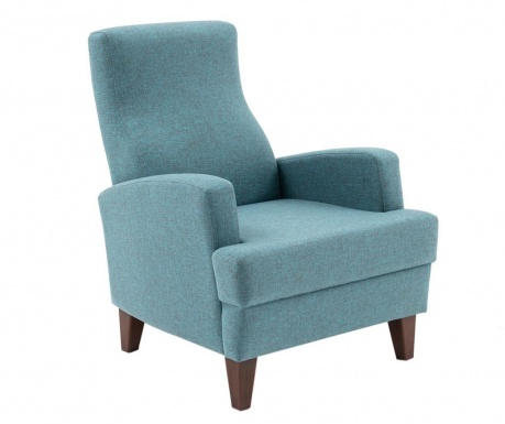 Fotelj Kana Bergere Turquoise