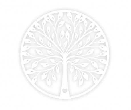 Decoratiune de perete Glamour White