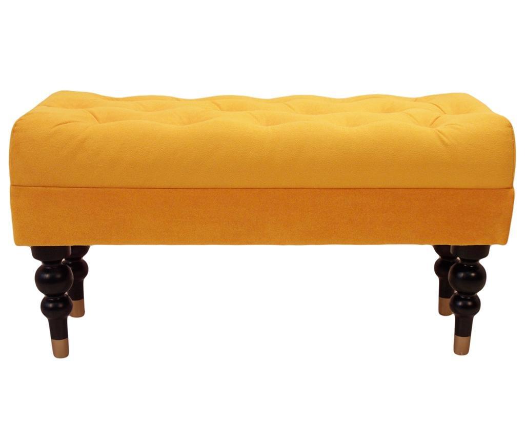 Lavička diYana Classic Yellow