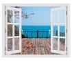 Window Ocean Terrace 3D Matrica